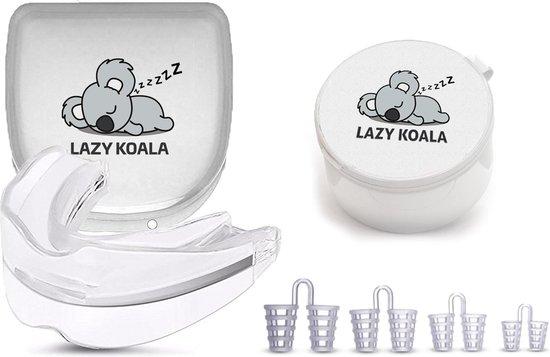 Lazy Koala - Anti Snurkbeugel & Neusspreider