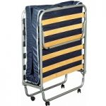 10. Bed4Less Vouwbed - blauw